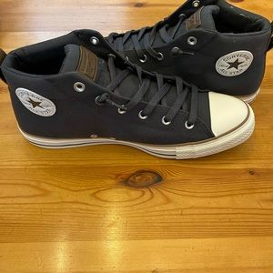New high top converse sneakers